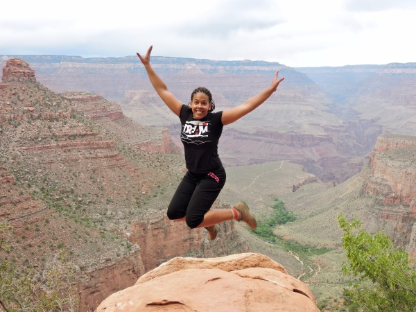 How I do Grand Canyon!