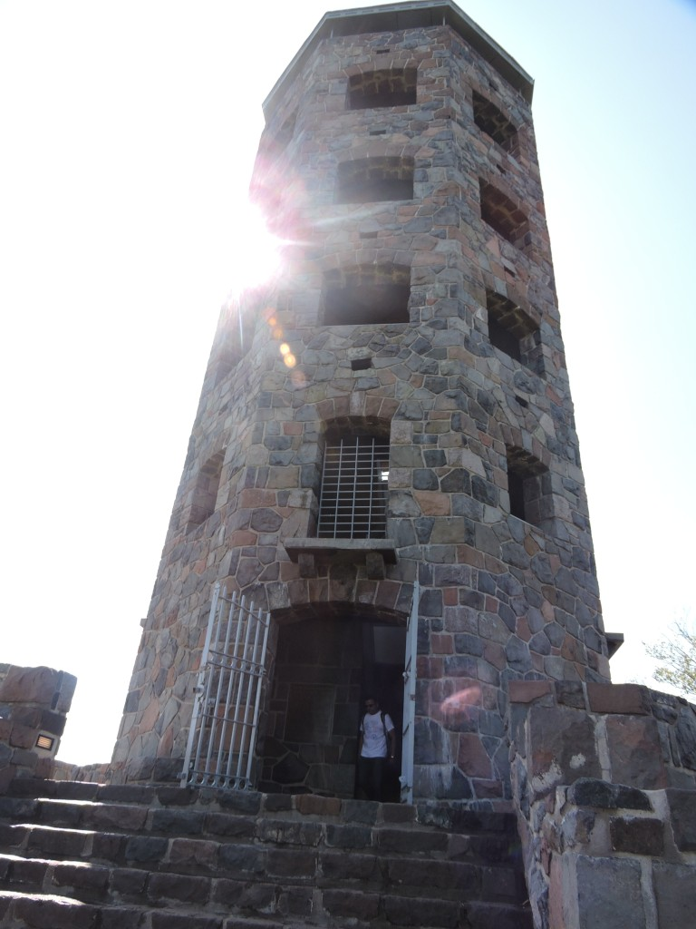 Enger's Tower in Duluth, Minnesota.